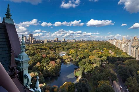 Iconic Central Park Penthouse At The Plaza With Lavish