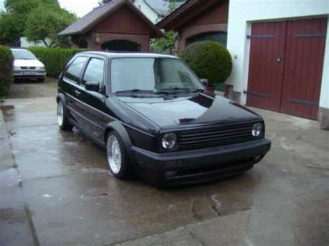 VW Golf 2 GTI G60 Syncro Reactivation - YouTube