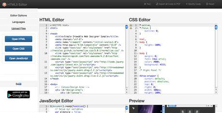 HTML5 Editor extension - Opera add-ons