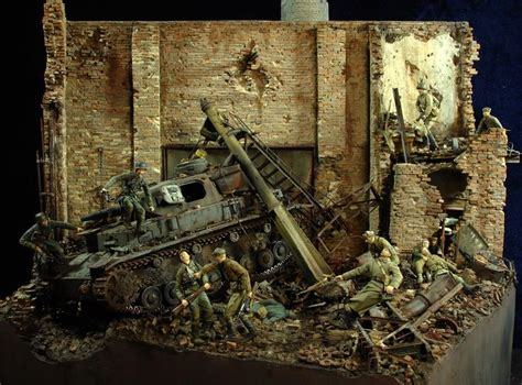 396 best images about dioramas maquettes Ostfront WWII on