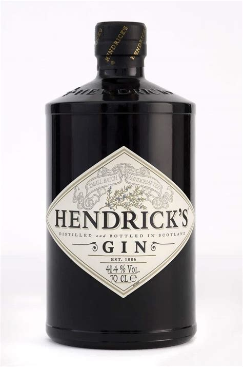 Hendrick's Gin Review and Rating | the GIN is IN