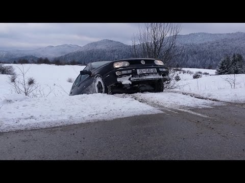 g60 syncro face a golf 2 limited R - YouTube