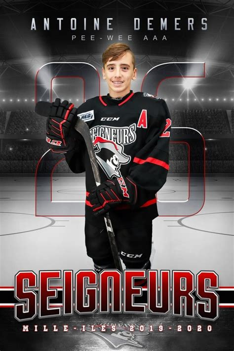 Pee Wee AAA 2019-2020   Seigneurs des Mille-Îles