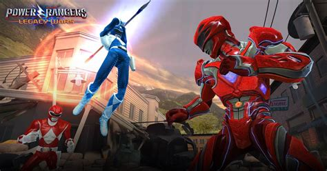 Power Rangers: Legacy Wars wants 20 years of history to be