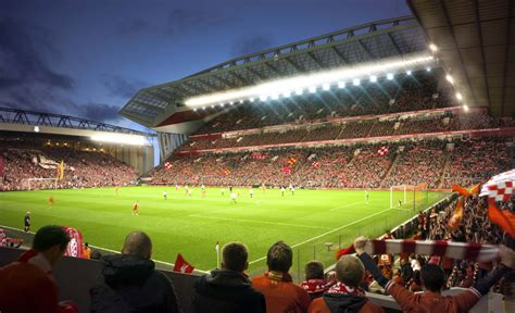 Liverpool Sign Construction Firm Carillion for Anfield