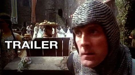 Monty Python and the Holy Grail Official Trailer - John