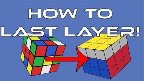 How to Solve a 3x3x3 Rubik's Cube: Easiest Tutorial (Last