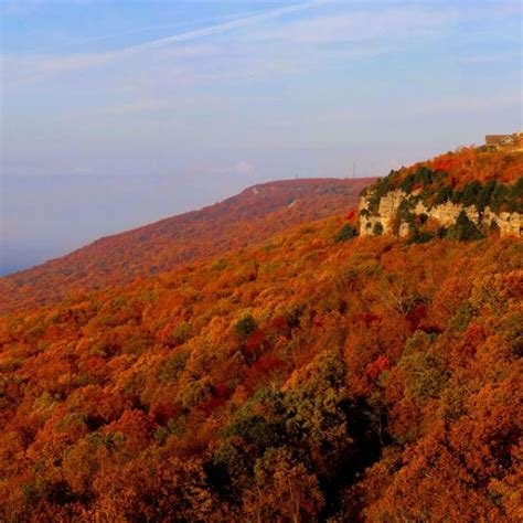 Fall Colors | Arkansas State Parks