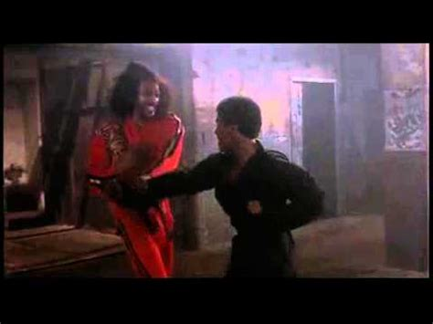 Sho'nuff's N!$$a Please to Bruce Leroy in The Last Dragon
