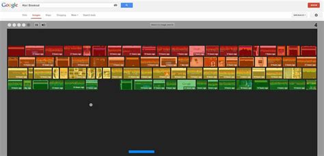 Google celebrates Atari's 'Breakout' with online game play