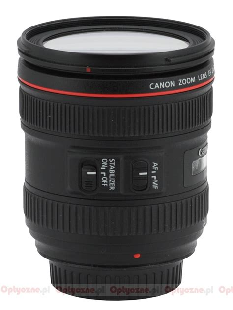 Canon EF 24-70 mm f/4L IS USM review - Pictures and