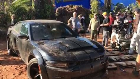 Vin Diesel Gives Us A Sneak Peak At The Dodge Charger From