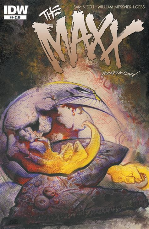 Exclusive Preview: THE MAXX: MAXXIMIZED #9 - Comic Vine