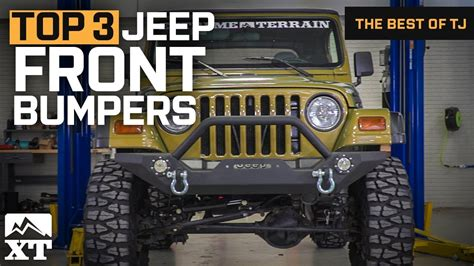 The 3 Best Jeep Wrangler Front Bumpers for Jeep Wrangler