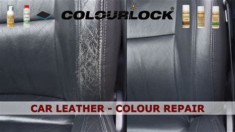 Car Leather - Cleaning - Colour Repair - Care - www