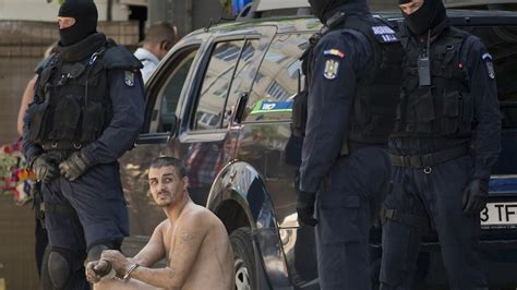 Romania's 'Sewer People' Have Been Raided by Police – VICE