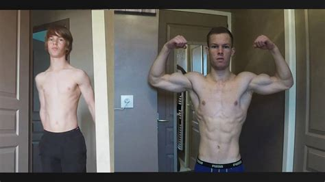 17 Year Old Incredible Body Transformation (Calisthenics