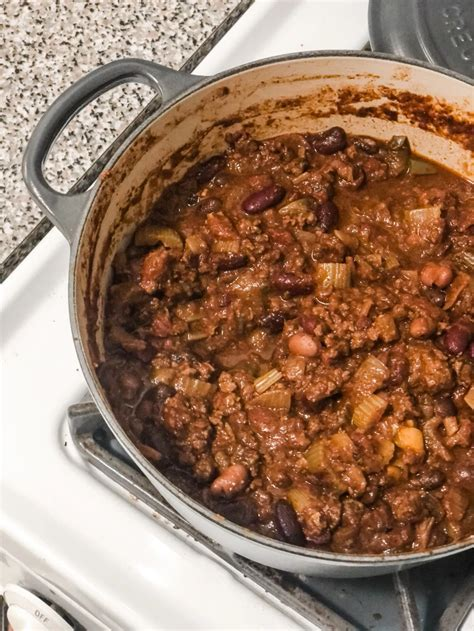 Easy Eats: Fleury's Famous Chili Con Carne - Purely Nora