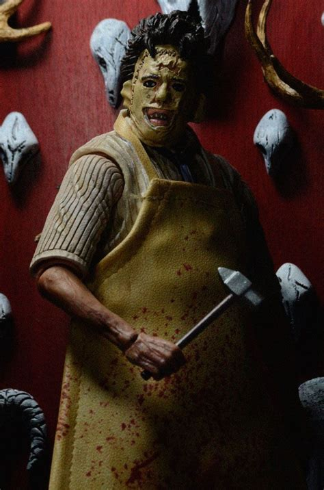 TEXAS CHAINSAW MASSACRE: ULTIMATE LEATHERFACE 7″ Action