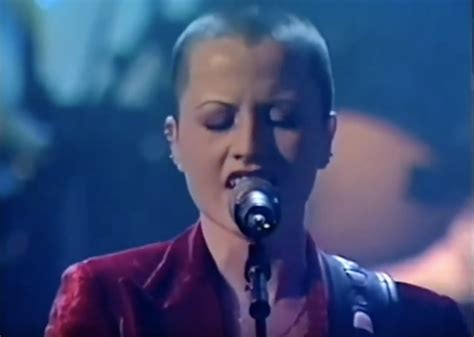 The Hand wishes a belated birthday to Dolores O' Riordan
