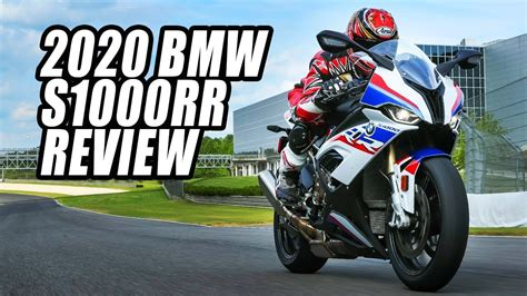 2020 BMW S1000RR Video Review - YouTube
