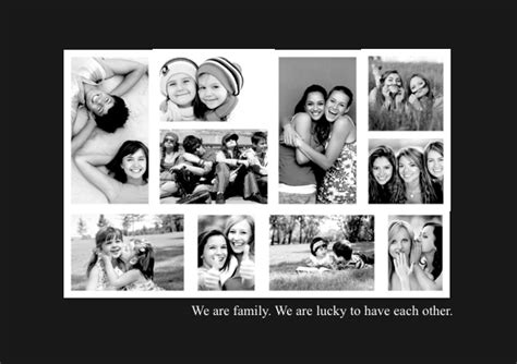 Photo Collage Samples & Templates - Picture Collage Maker