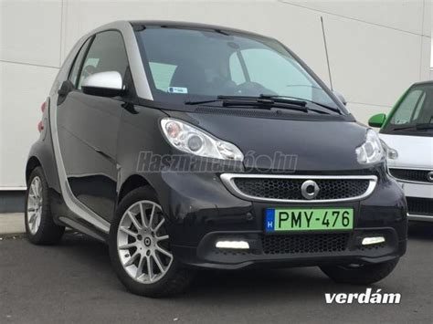 Smart ForTwo Electric Drive :: 4 499 000 Ft - Verdám