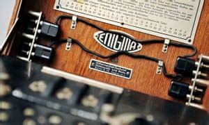 How did the Enigma machine work?   Technology   The Guardian