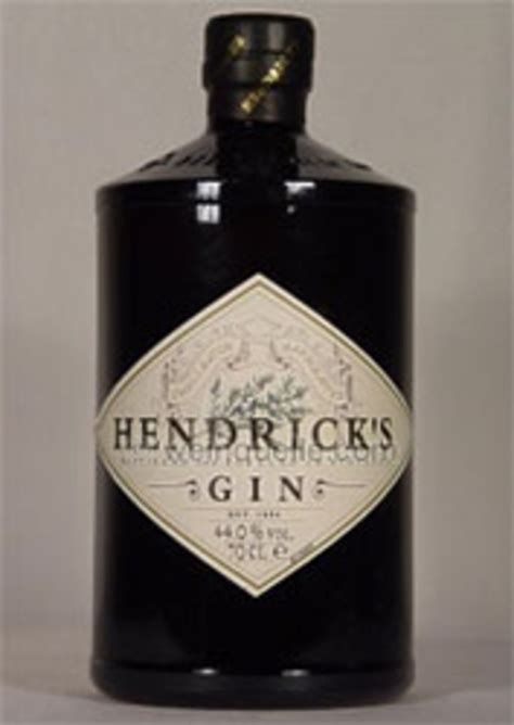 Hendrick's Gin: An Old Standby in the New Generation of