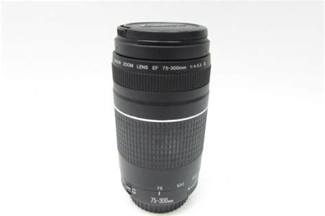 Canon EF 75-300mm 1:4-5