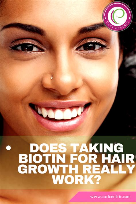 Using Biotin for Hair Growth? Does Biotin Really Work? Let