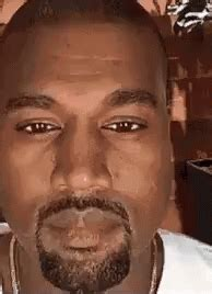 Kanye West Stare GIF - KanyeWest Stare Staring - Discover