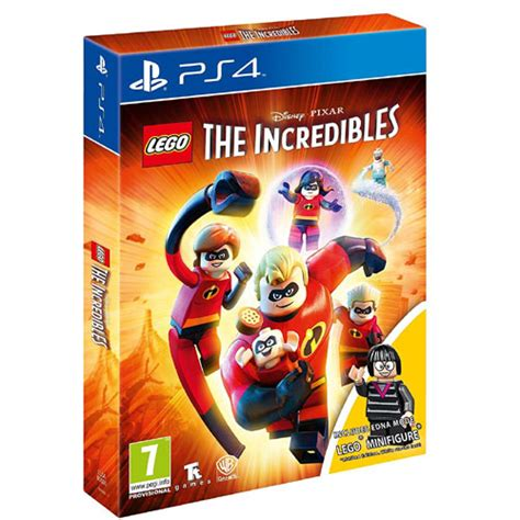 LEGO The Incredibles Mini Figure Edition Playstation 4